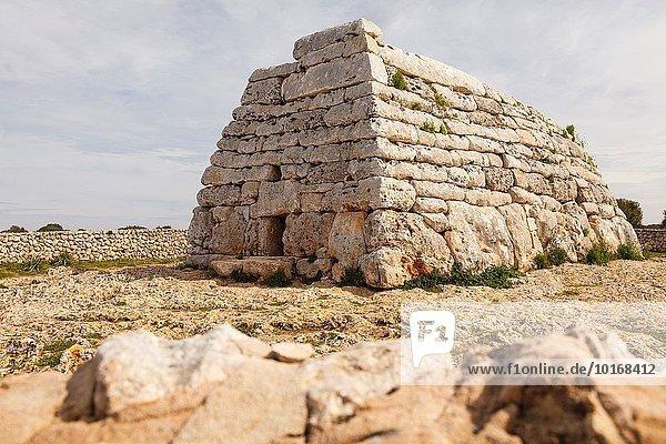 Europa Insel Menorca Spanien
