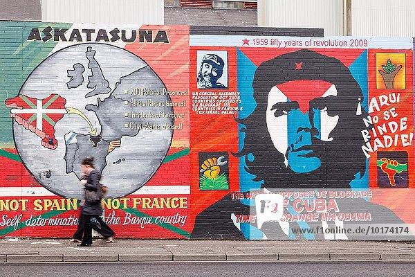Belfast Hauptstadt Großbritannien