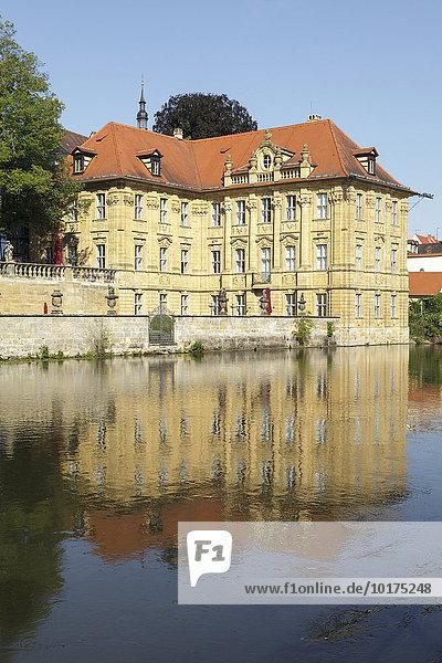 Internationales Künstlerhaus Villa Concordia  Bamberg  Bayern  Deutschland  Europa