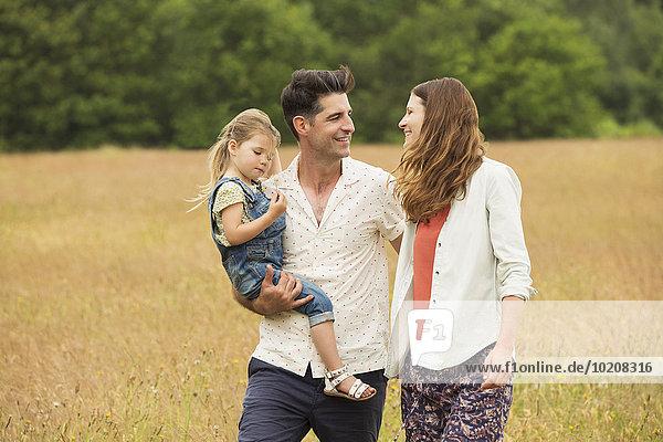 Familienwandern im ländlichen Raum