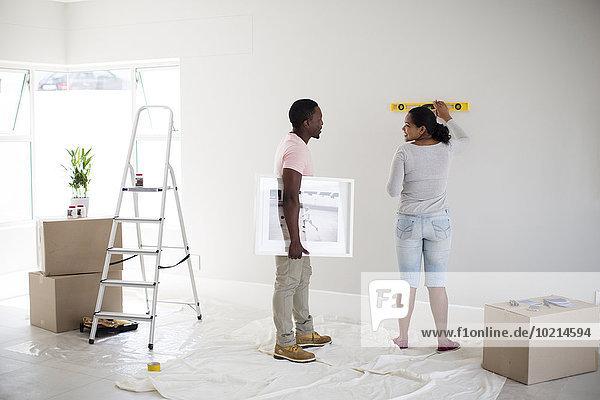 benutzen Eigentumswohnung neues Zuhause