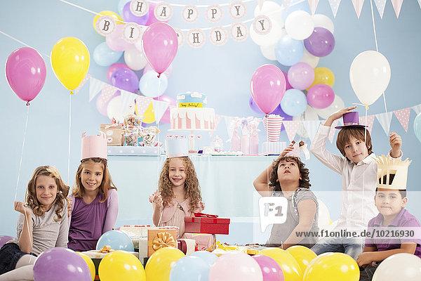 Party Hut Geburtstag Kleidung