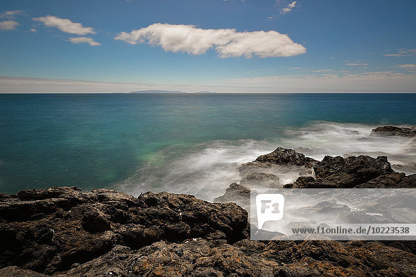 Portugal  Madeira  felsige Atlantikküste
