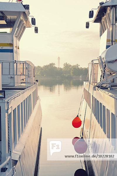 Schweden  Stockholm  zwischen zwei Fähren
