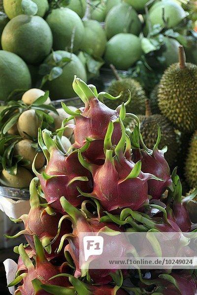 Blumenmarkt Frucht Markt
