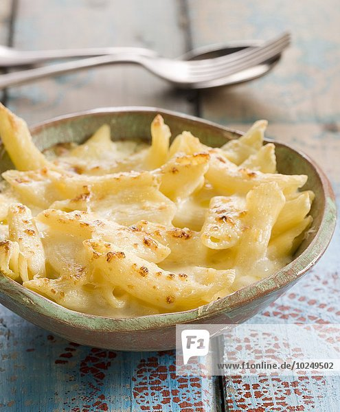 Parmesan Pasta Nudel Bechamelsoße