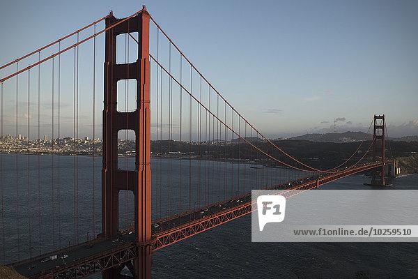 Abenddämmerung,Golden Gate Bridge
