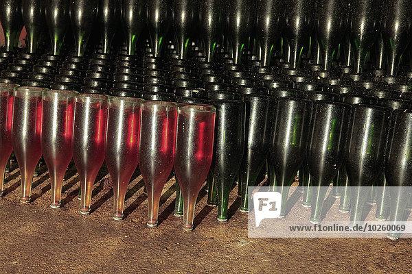 Höhle,kopfüber,Champagner