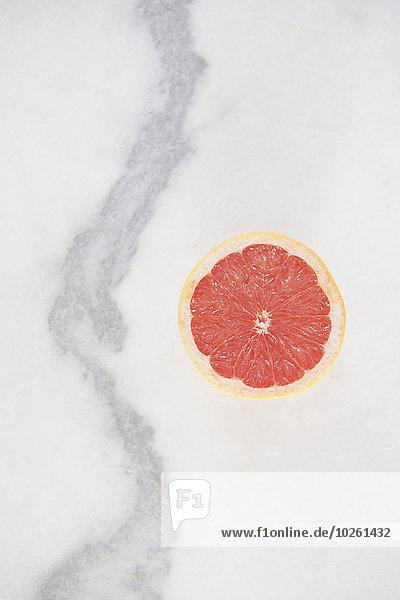 weiß,Hintergrund,Close-up,Pampelmuse,Hälfte