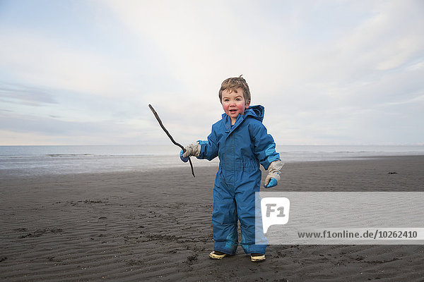Strand Junge - Person Spiel