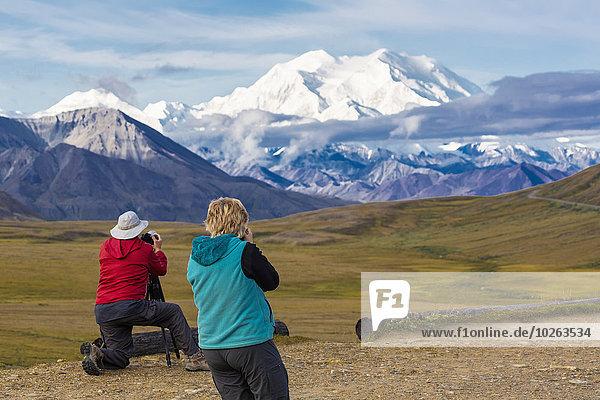 Vereinigte Staaten von Amerika USA Kuppel Nationalpark Fotografie Sommer Tourist 2 Stein Denali Nationalpark Mount McKinley Kuppelgewölbe