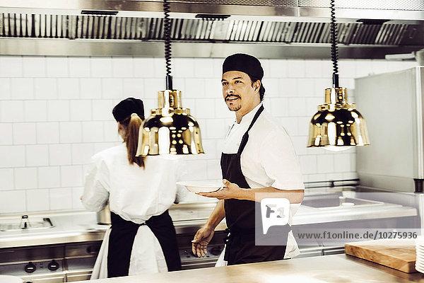 Küchenchefs in der Großküche