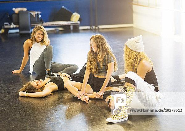 tanzen Tänzer Studioaufnahme