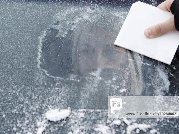 Scheibenwischer Frost