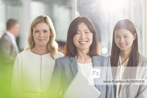 Portrait,Geschäftsfrau,Büro,Hoffnung