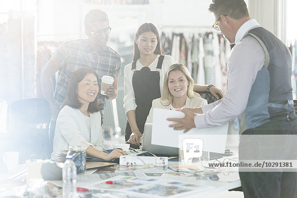 Designer,Büro,Brainstorming,Stoff,Prüfung,Mode