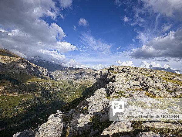 Spanien  Aragon  Ordesa und Monte Perdido Nationalpark
