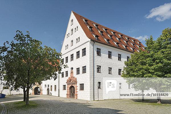 Deutschland  Baden-Württemberg  Ulm  Zeughaus