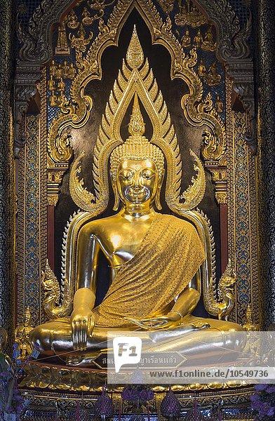 Asien Buddha Phitsanulok Thailand