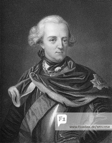 Frederick II as young man  Frederick the Great or Alte Fritz  1712  1786  King of Prussia and Elector of Brandenburg