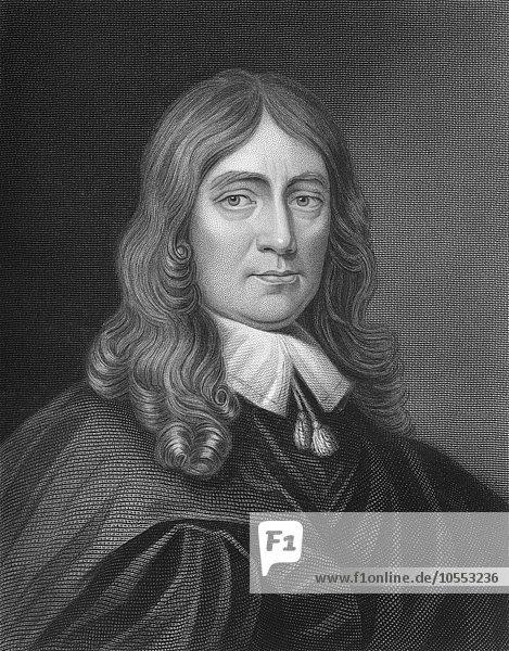 John Milton  1608  1674  English poet and political philosopher