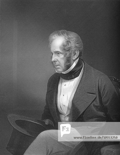 Lord Henry John Temple  3rd Viscount Palmerston  1784  1865  British statesman and Prime Minister