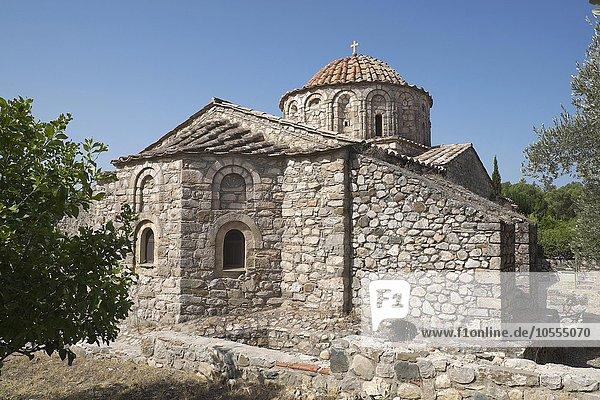 Kloster Thari  Rhodos  Dodekanes  Griechenland  Europa