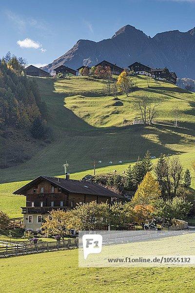 Bichl  Prägraten am Großvenediger  Virgental  Osttirol  Österreich  Europa