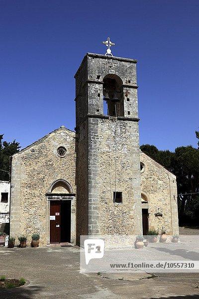 Kloster Ayios Antonios  Kreta  Griechenland  Europa