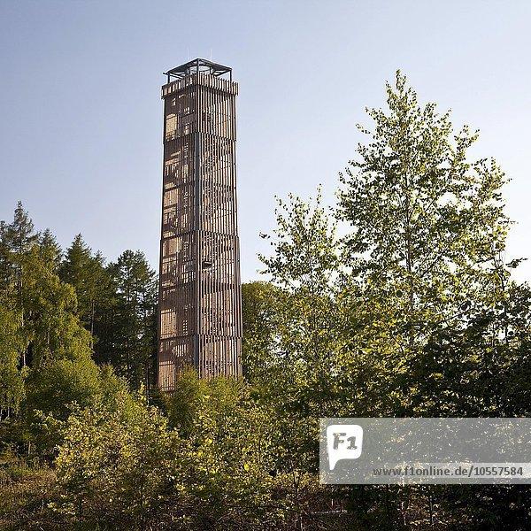 Aussichtsturm Möhnesee-Turm  Gemeinde Möhnesee  Sauerland  Nordrhein-Westfalen  Deutschland  Europa Aussichtsturm Möhnesee-Turm, Gemeinde Möhnesee, Sauerland, Nordrhein-Westfalen, Deutschland, Europa