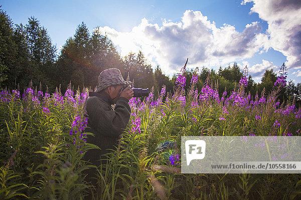 Blume mischen fotografieren Fotograf Mixed