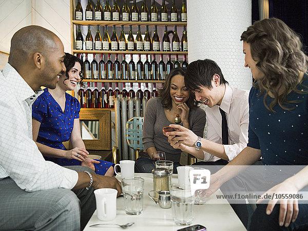 Freundschaft Fest festlich Restaurant Geburtstag