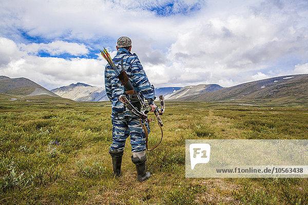 tragen Feld Jagd
