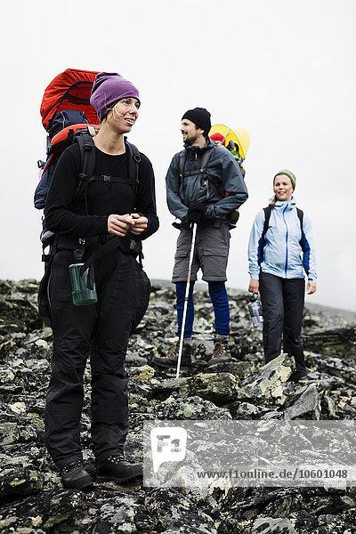 Felsen Tourist Gelände