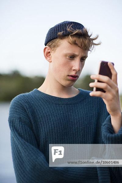 Handy Jugendlicher