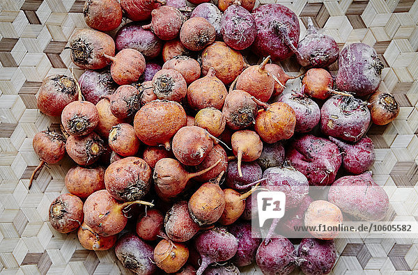 Various beetroots