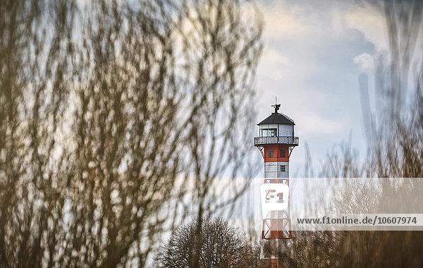 Leuchtturm  Wittenbergen  Hamburg  Deutschland  Europa Leuchtturm, Wittenbergen, Hamburg, Deutschland, Europa