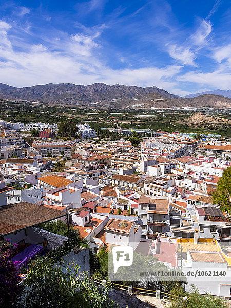 Spanien  Andalusien  Grenada  Sierra Nevada  Costa del Sol  Salobrena
