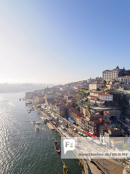 Portugal  Grande Porto  View of Porto  Douro river