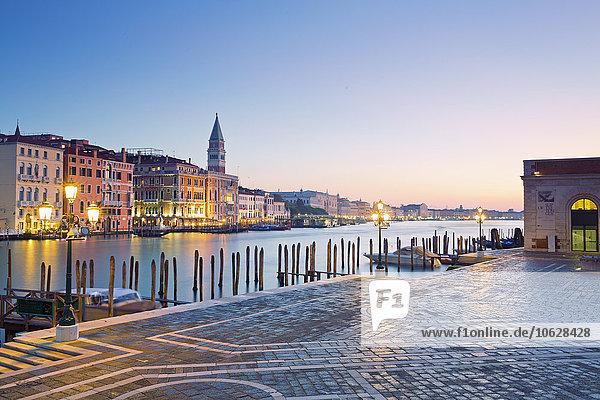 Italien  Venedig  Blick auf San Marco und den Turm