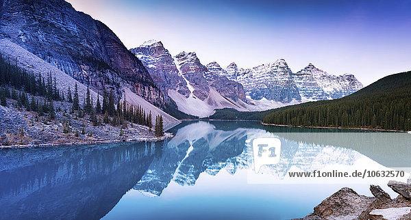 Kanada  Alberta  Gletscher  Moränensee  Banff Nationalpark Kanada, Alberta, Gletscher, Moränensee, Banff Nationalpark