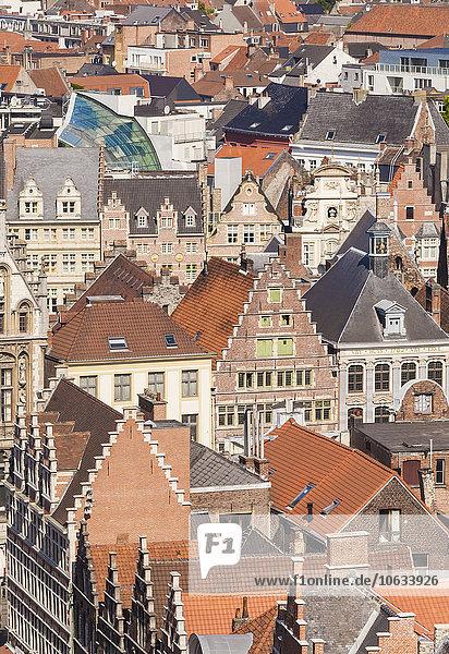 Belgien  Gent  Altstadt  Stadtbild