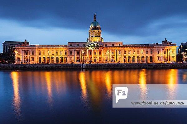 Dublin Hauptstadt Europa Zollhaus Irland