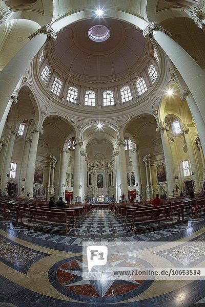 Europa Kirche Rotunde Gozo Malta