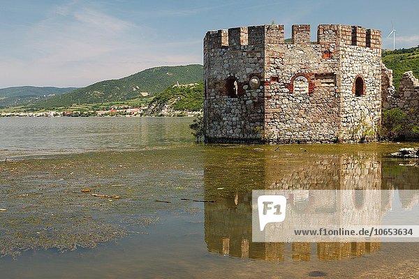 Europa Donau Serbien