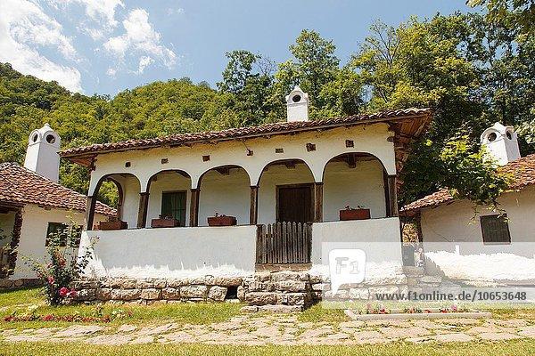nahe Baustelle Europa Tradition Gebäude Ausgrabungsstätte Serbien