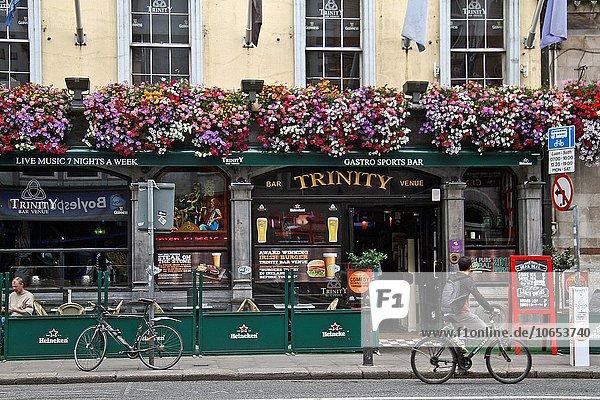 Dublin Hauptstadt Europa Irland