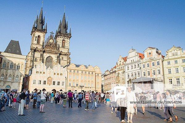 Tschechische Republik Tschechien Prag Hauptstadt