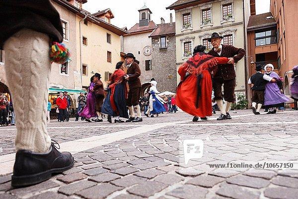 Frankreich Europa Annecy Savoie