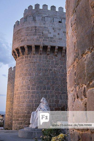 Monument Heiligtum Avila Spanien